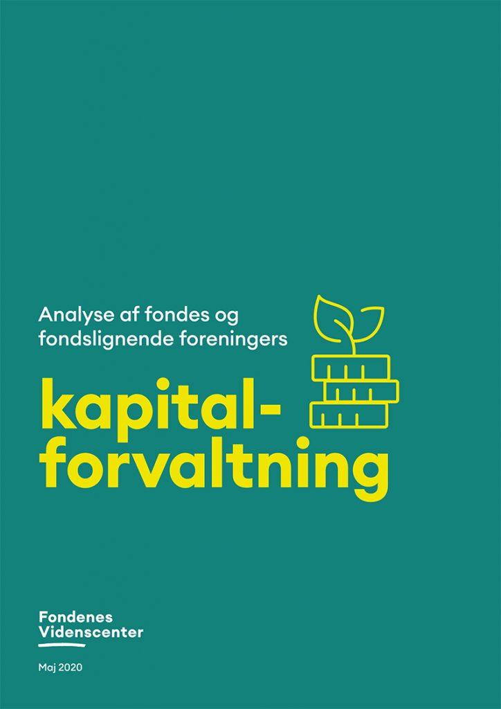 Fondes og fondslignende foreningers kapitalforvaltning