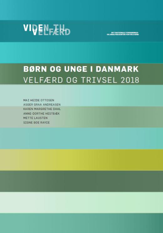 Børn og Unge i Danmark 2018